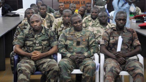365 Nigeria Soldiers Voluntarily Resign PHOTO