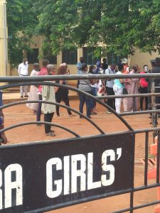 Our Wards' Safety Isn't Guaranteed: Parents Rush For Their Wards At Accra Girls SHS