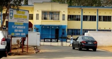 6 Students of Accra Girls SHS Test Positive For COVID-19