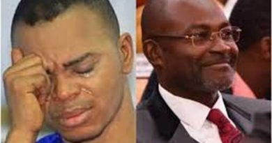 Bishop Obinim Makes Shocking Revelation About Kennedy Agyapong's Involvement In AccidentBishop Obinim Makes Shocking Revelation About Kennedy Agyapong's Involvement In Accident