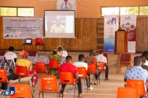CDD-Ghana Promotes Youth Political Participation, Inclusion With'Youth Speaks Forums'