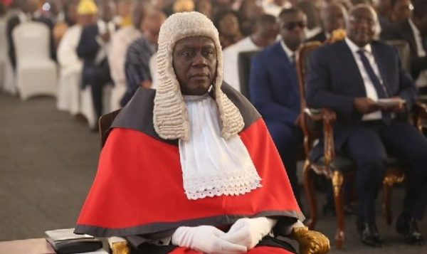 Chief Justice Anin Yeboah Tested for Covid-19 or Not; Here's All You Need to Know