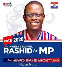 Dr, Rashid Kwesi Etuaful
