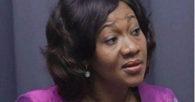 EC chair, Madam Jean Mensah