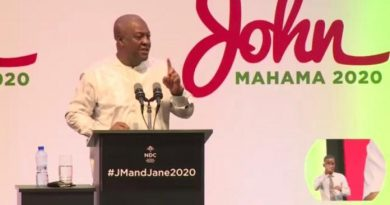 I'll introduce 'Operation Sting' in next NDC government to deal with corruption – Mahama