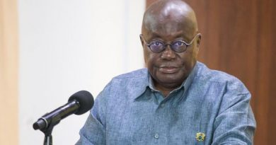 I Didn't Fly To UK For COVID-19 Treatment – Akufo-Addo