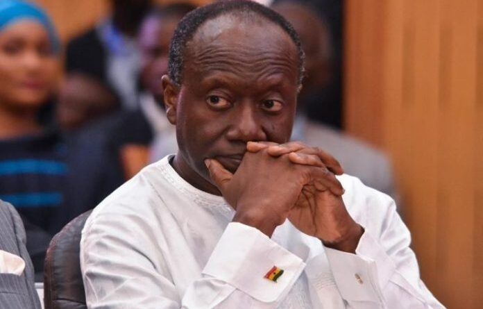 Sack Ken Ofori-Atta for breaching Fiscal Responsibility Act – Minority demands