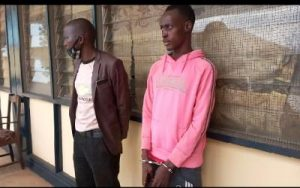 Meet The EC Officials Arrested for Registering People at Private Residence; Hid BVR in His Room -[PHOTO]