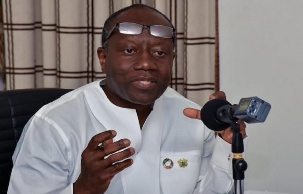 Mid-year budget review: No new tax will be introduced - Ken Ofori Atta