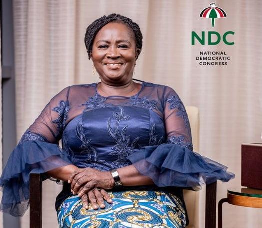 Naana Opoku-Agyemang is God-fearing – Mahama praises running mate