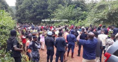 Operation Vanguard clashes with galamseyers over GREL land