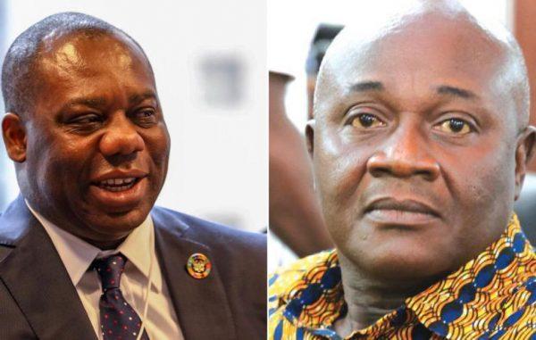 Opoku Prempeh and Dan Botwe
