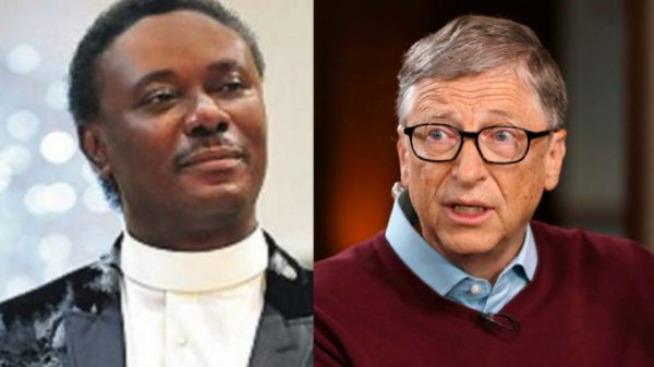 Bill Gates is Leading Satanic Agenda Against Churches in the World -Pastor Chris Okotie
