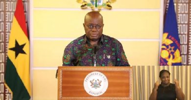 BREAKING NEWS: Powerful Quote in Akufo Addo's Today Message Goes Viral -[MUST SEE]