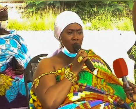 Deal With Prez Nana Addo's Enemies: Queen of Dormaa Appeals To The Ancestral Spirits