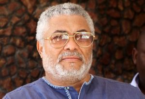 "Rawlings Advises Kwasi Adu to ""Open His Mind and Eyes""."