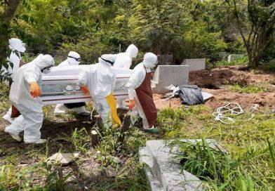 Ridge Hospital Forcefully Dig Out Body Of Top Rwandan Who Died Of Coronavirus