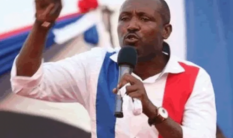 John Boadu hits out at Carlos Ahenkorah