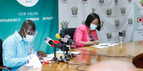 EC warns public against engaging in 'Guarantor Contracting