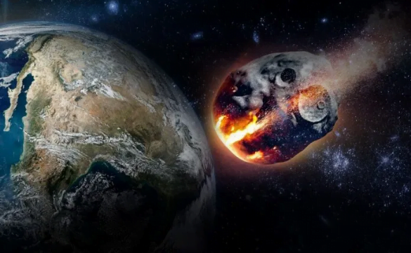 NASA Announces Date Huge Asteroid Will Approach Earth -WATCH OUT