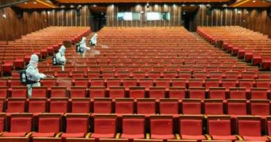Coronavirus: China's Cinemas Start To Reopen After Shutdowns