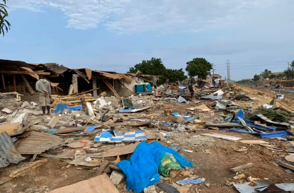 Stop The Politically Motivated Demolitions/Displacements - National Watch To Government