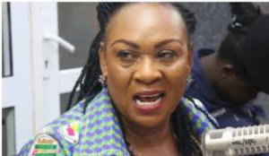 Police Interrogate Hawa Koomson Over Registration Centre shooting