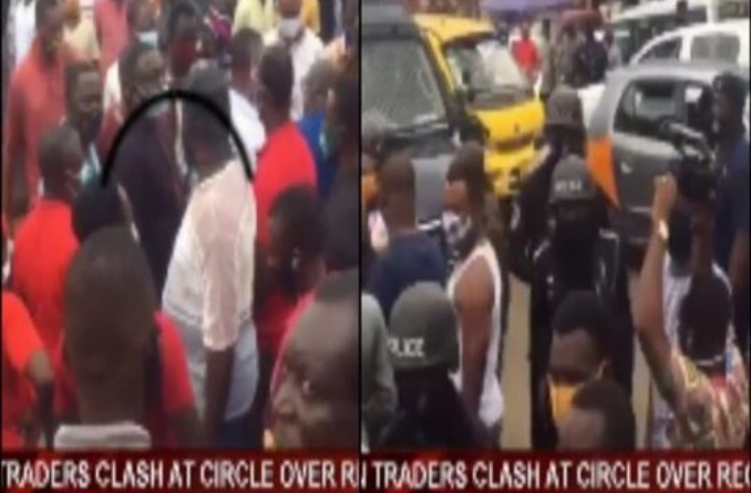 BREAKING NEWS: Bloody Clash Ensued Between GUTA and Nigerians At Circle -WATCH VIDEO