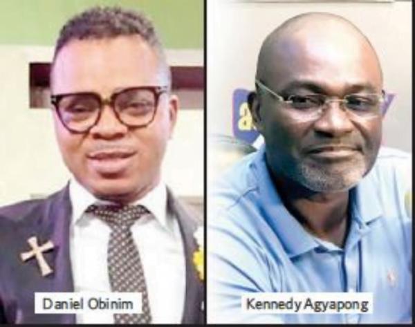 God Will Kill Kennedy Agyapong Soon, If….Daniel Obinim Charges