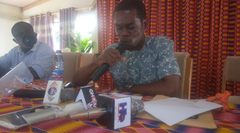 Stop Smuggling People To Register In The District NDC Warns