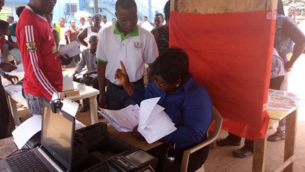 Retrieve Gender Minister's Voter ID Card - NDC tells EC