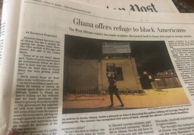 Why Ghana Was Featured In Washington Post