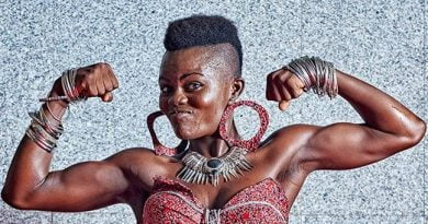 Wiyaala Breaks Internet For Wearing a Wig For The First Time In Her Life -[PHOTO/VIDEO]