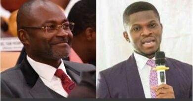 Sammy Gyamfi's Father Wants Me To Mentor His Son – Kennedy Agyapong