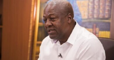 '4More4Nana' Slogan For BECE Food: This Is How Low Our Politics Has Sunk – Mahama