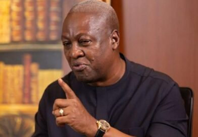 Mahama Is Playing Tribal Card; Call Him To Order
