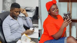 A-Plus Hilariously Confirms That He Indeed Slept With Tracey Boakye And Didn't Give Her A Penny Just Like Kennedy Agyapong Alleged