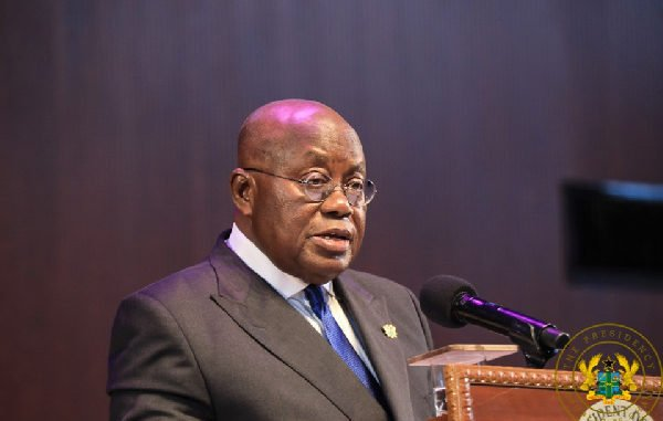 We Will Make Ghana A Financial Hub – President