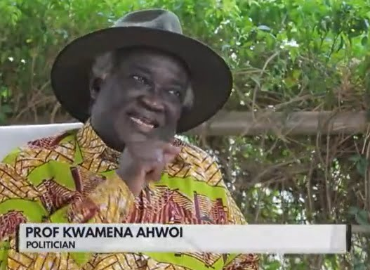 Atta Mills Resigned As President Due To Harassment From Rawlings - Prof. Ahwoi