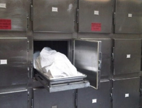 SHOCKING: Dead Body 'Vanishes' At Morgue…Found In Another Village