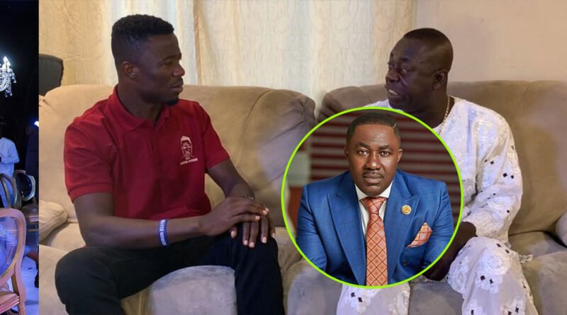 Judas Labels Kwame Despite As Ungrateful For Snubbing Him After Helping Him To Be Rich