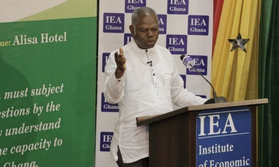 Dr. Mahama Quits 2020 Presidential Election -WATCH VIDEO
