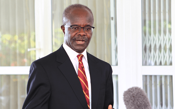 BREAKING NEWS: Dr. Papa Kwesi Nduom Back Off From 2020 Presidential Race