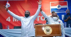 Election 2020: NPP Targets 60% Votes
