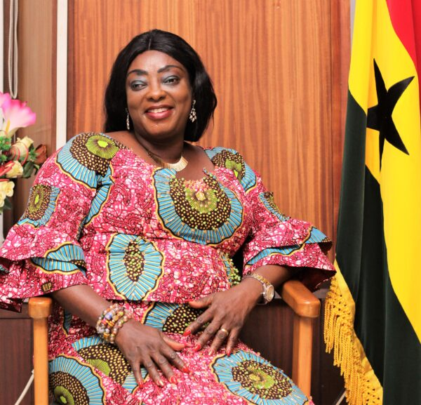 Community Influence Has Ruined Some Parts Of The Country - Hon. Freda Prempeh