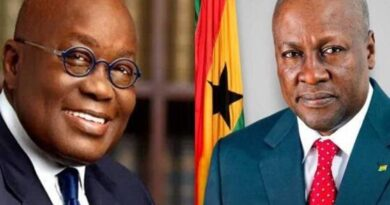 It is Evidential John Mahama Will Beat Akufo-Addo in 2020 Elections -Independent Poll Suggests