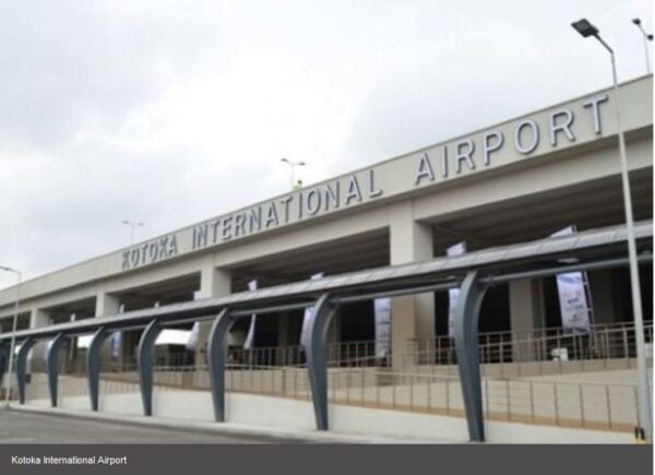 Passengers To Pay 150 Dollars For PCR Covid-19 Rest At Kotoka International Airport