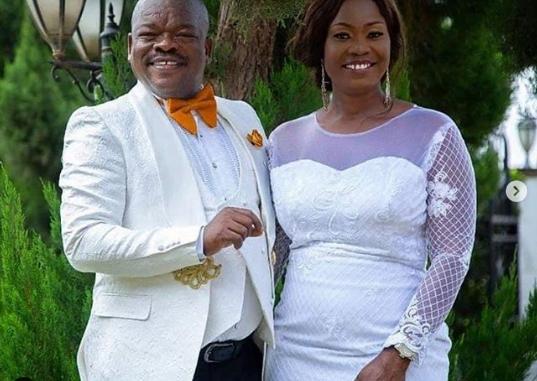 "Kwame Dzokoto's Alias ""Aziban"" Wedding PHOTOS Break The Internet -WATCH"