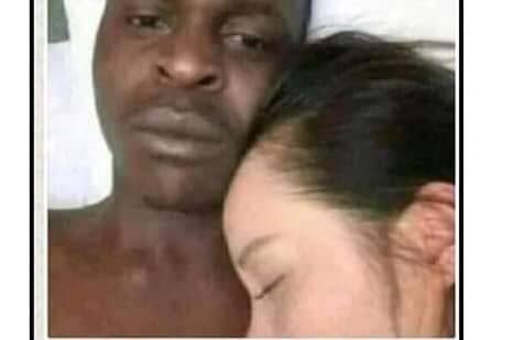 Man Snatches Wife Of Chinese Boss After He Failed To Pay Him His Salary - SEE PHOTOS