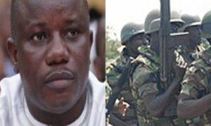 BREAKING NEWS: NDC's Pressure Forces Defense Minister, Dominic Nitiwul to Make U -Turn